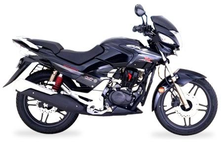new Hero Honda CBZ Xtreme