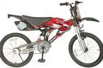 Avon Boy Moto-bike